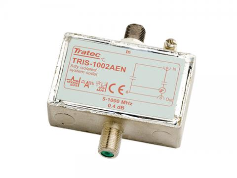 Doppelt galvanischer Isolator TRIS-1002/AEN