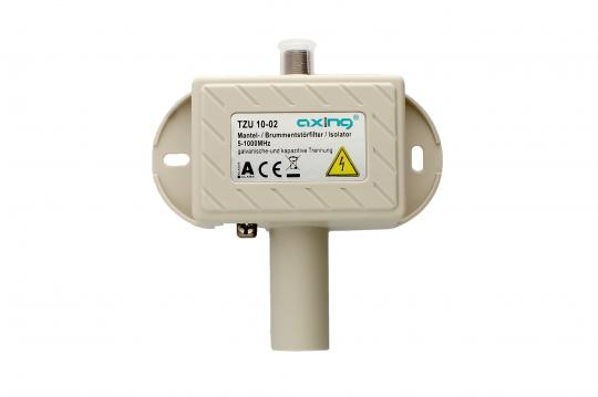 Doppelt galvanischer Isolator TZU-10-02Doppelt galvanischer Isolator TZU-10-02