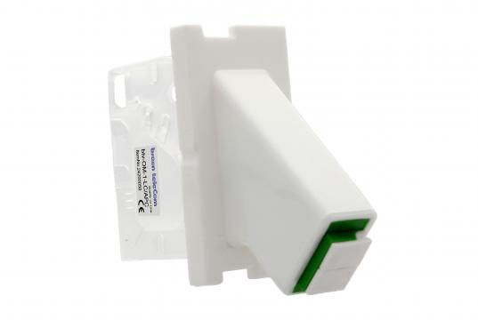 Glasfaser-Modul btv-OM-1-LC/APC