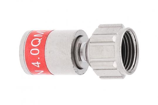 TrueDrop Konnektor F-MINI-TD QM 4,0 SHORT
