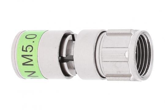 TrueDrop Konnektor FM-MINI-TD QM 5,0 W/O O-RING
