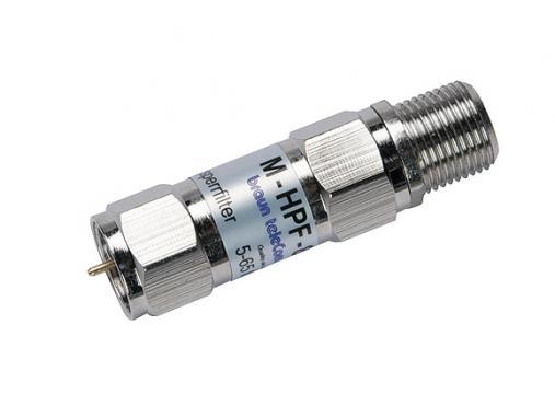 Reverse path block filter M-HPF-85