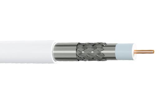 Coaxial cable Oren HD-063, halogen free