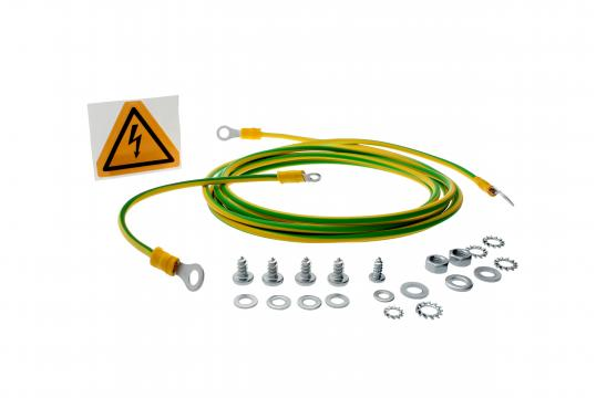 Replacement grounding accessories