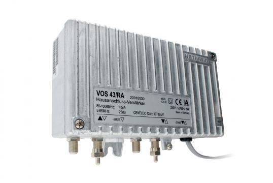 Verstärker VOS 43/RA