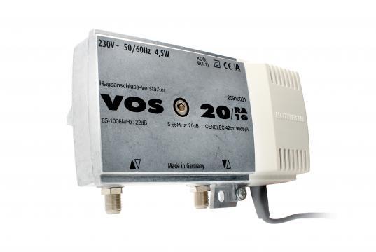 Verstärker VOS 20/RA-1G