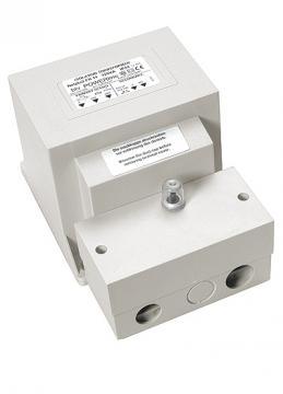 Line power supply, 65 VAC sek.
