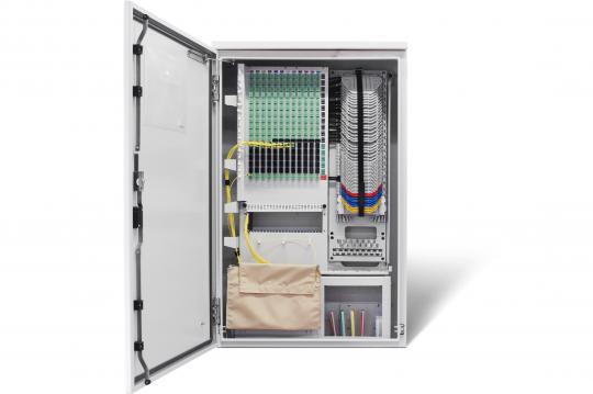WAVEPACE® Fiber-Cabinet-P2MP
